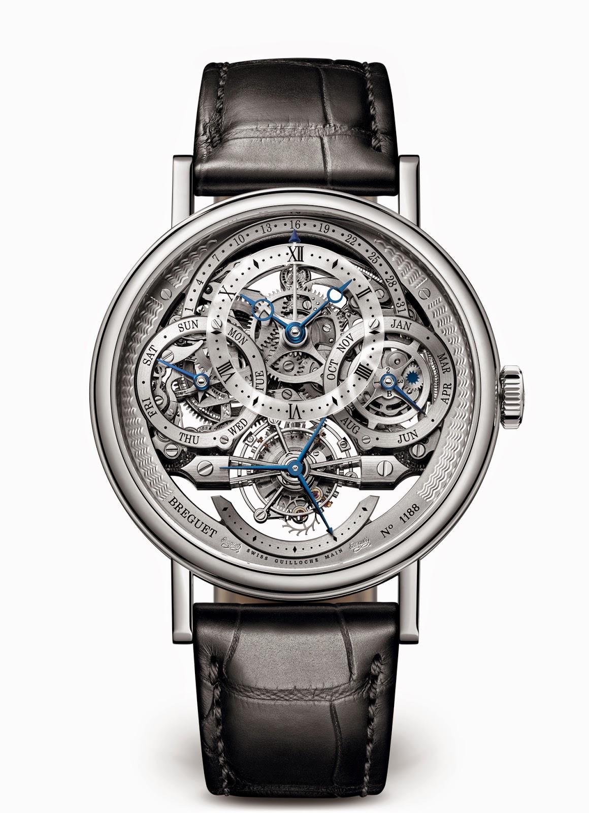Breguet nuevos modelos y Basel 2015 10