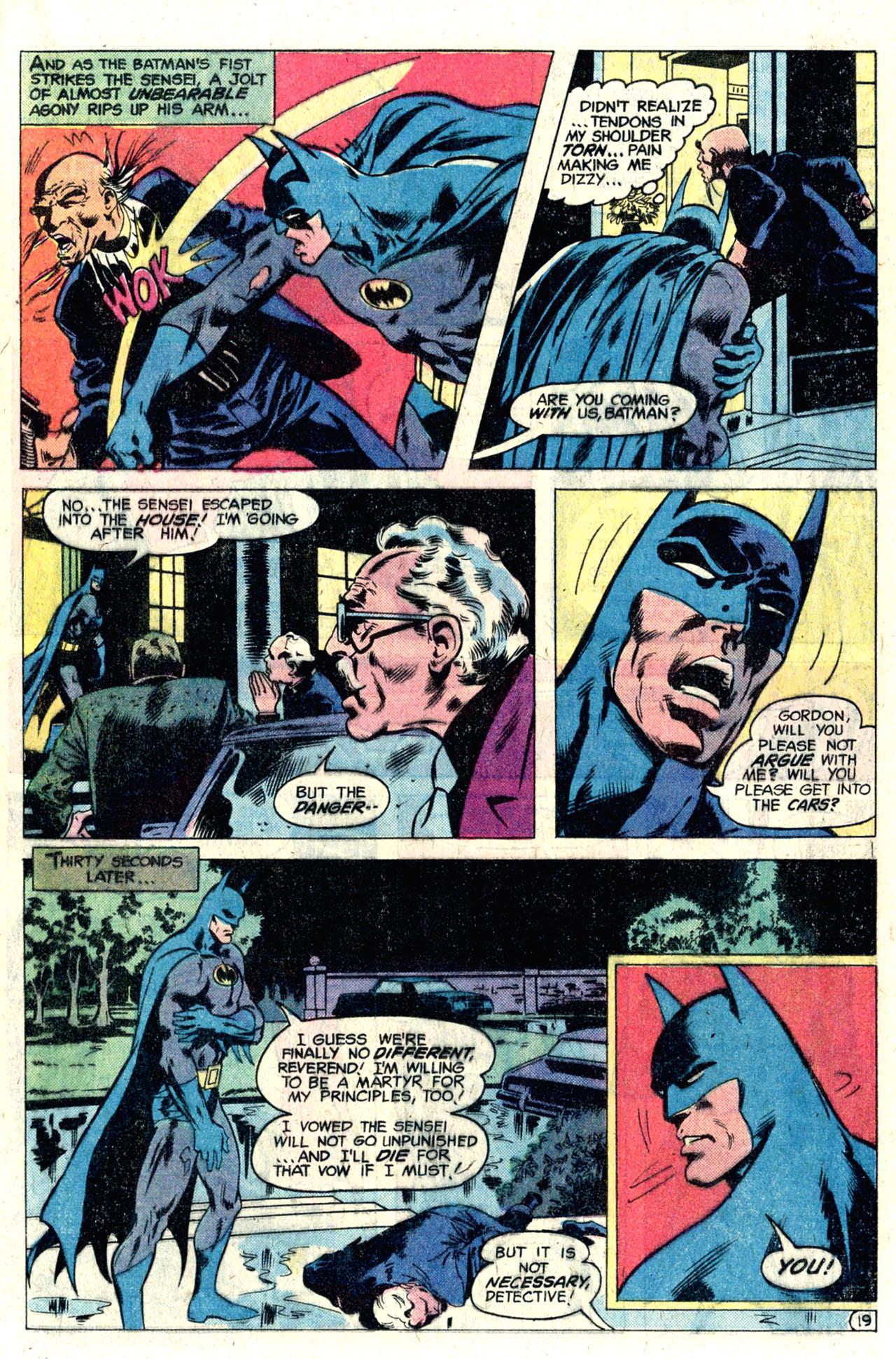 Detective Comics (1937) 490 Page 22
