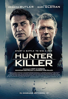 Hunter Killer 2018 Eng HDRip 480p 350Mb ESub x264