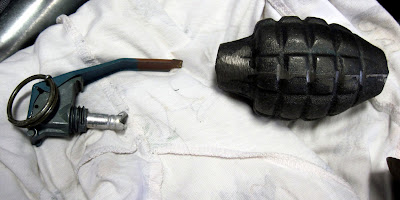 Inert Grenade (ALB)