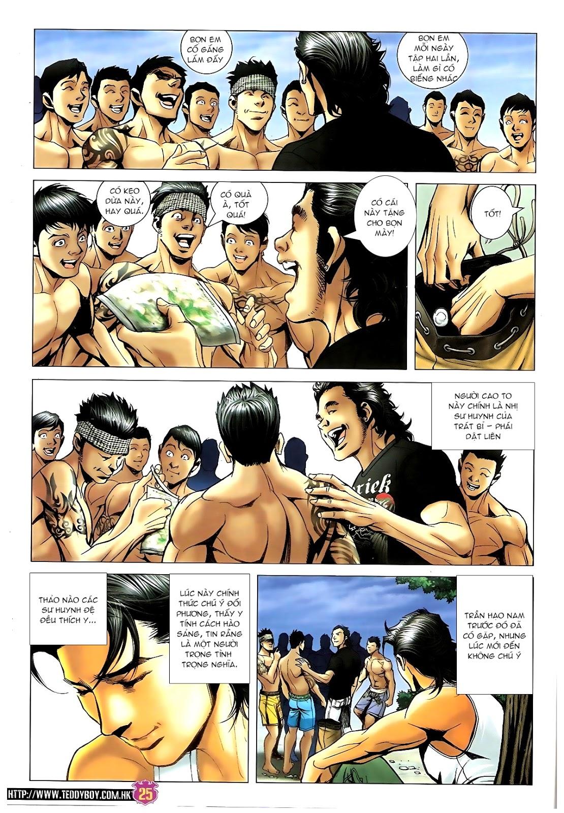 Người Trong Giang Hồ - Chapter 1392: Hắc Thế Lực Lào - Pic 22
