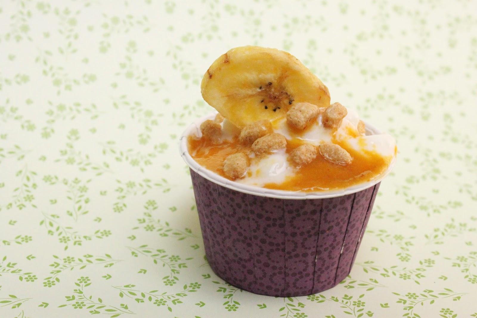 frozen joghurt selber machen gesundes eis ohne zucker jamblog. Black Bedroom Furniture Sets. Home Design Ideas
