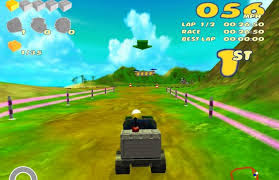 Free Download LEGO Racers 2 PS2 For PC Full Version - ZGASPC