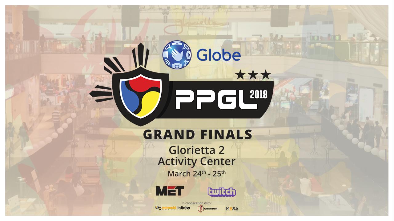 Kết quả hình ảnh cho Philippine Pro Gaming League 2018