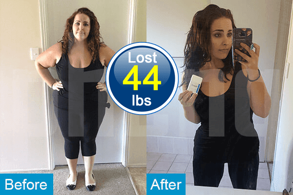 PhenQ results lost 40 lbs in 3 months