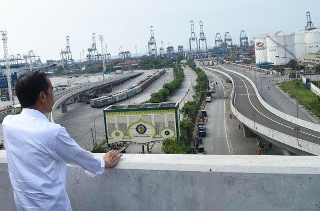 Perbandingan Pembangunan Jalan Tol Sejak Era Soeharto, Era Jokowi Paling Mencengangkan