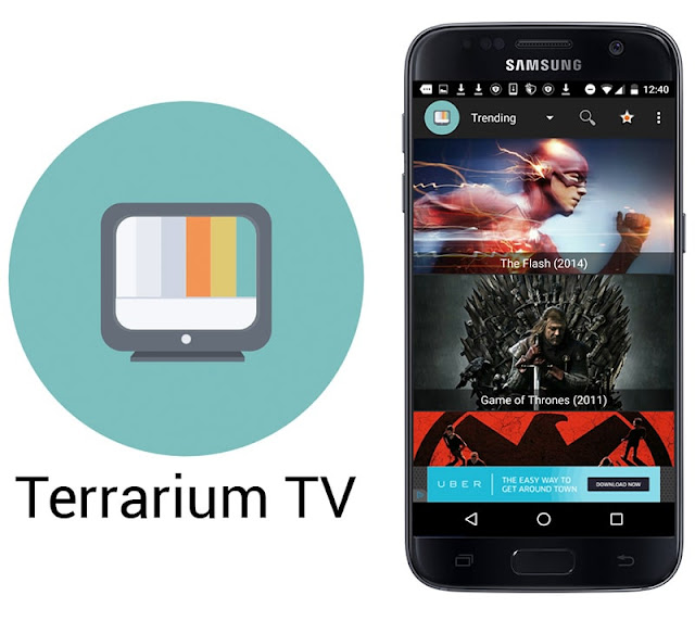 Terrarium TV v1.9.7 Premium Apk - Watch all Free HD Movies and TV Shows