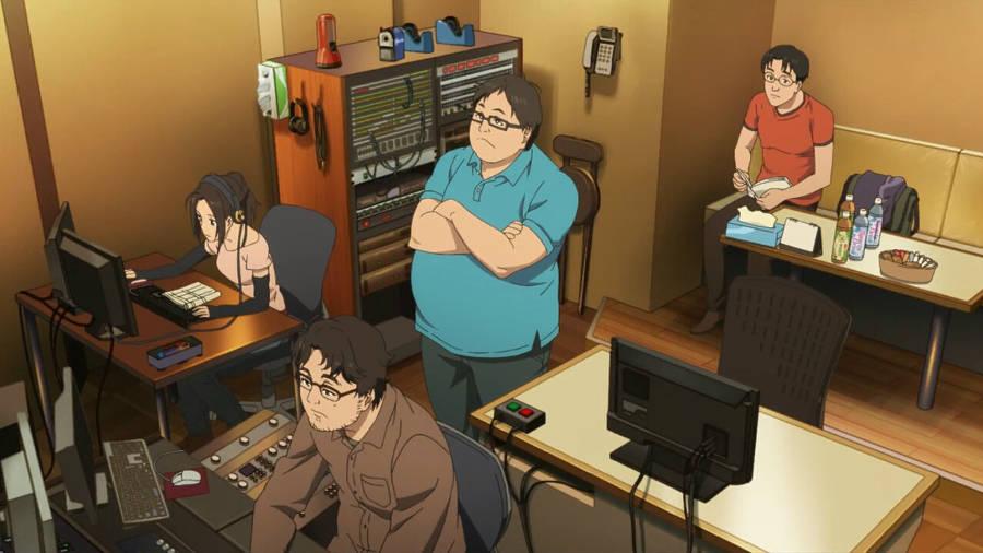 Shirobako - anime o robieniu anime