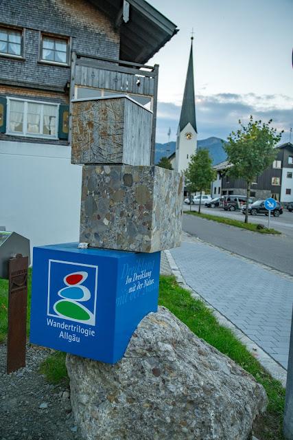 Wandertrilogie Allgäu  Etappe 43  Balderschwang - Grasgehren  Himmelsstürmer Route 03