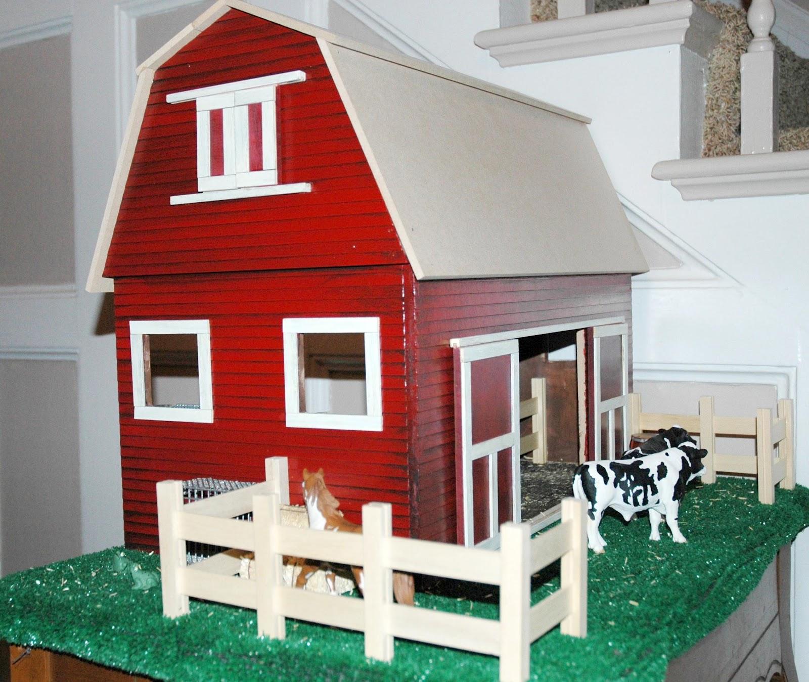 Honey, I Shrunk The House!: Dakoda's Real Good Toys Barn