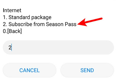 Subscribe Seasonpass