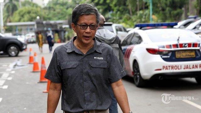 Rocky Gerung: Kalau Bukan karena Akal Sehat, Selesai Istana dan Berantakan Itu Jakarta