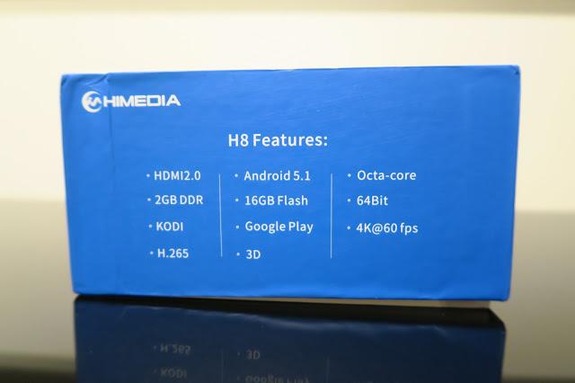 Análise: Himedia H8 image