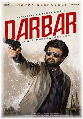 Darbar 2020 Hindi 480p HDRip 300MB ESub Poster