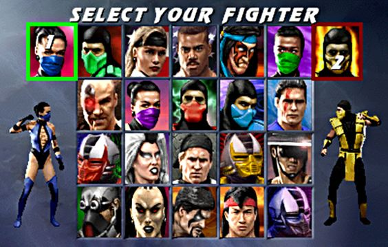 Console Games APK: Ultimate Mortal Kombat 3 (U) for Android