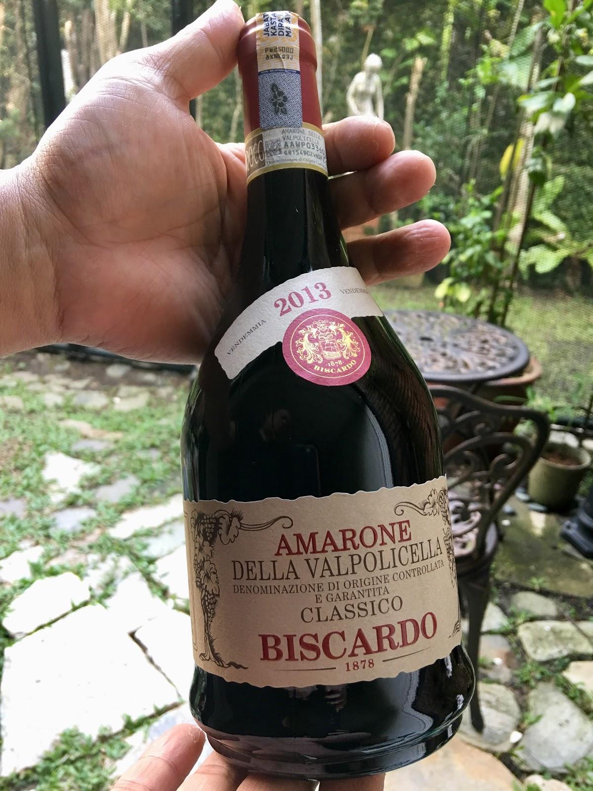 BISCARDO - AMARONE DELLA .GIARUOU.VN