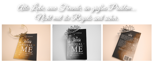 [Rezension] Royal Me #1 von Tina Köpke