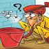 कानपुर - पाइप लाइन फटने से अम्बेडकर पुरम में ठप्प है वाटर सप्लाई