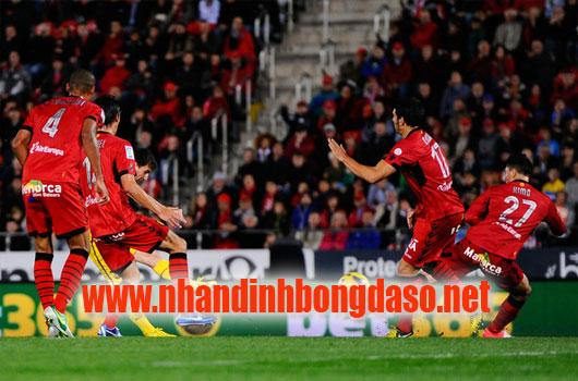 Mallorca vs Alaves 19h00 ngày 15/2 www.nhandinhbongdaso.net