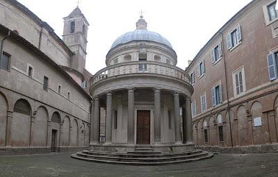 Comentario San Pietro in Montorio