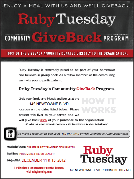 photograph about Ruby Tuesdays Coupons Printable titled Ruby tuesday discount coupons 2018 february - Coupon codes mma warehouse