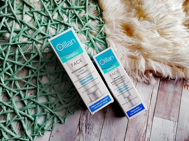 Oillan balance czyli plan na zdrową skórę