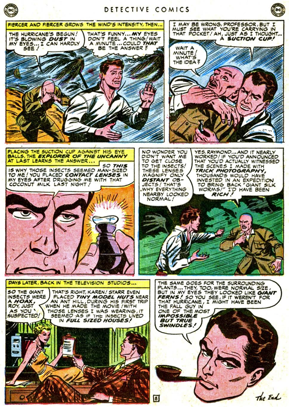 Read online Detective Comics (1937) comic -  Issue #162 - 24