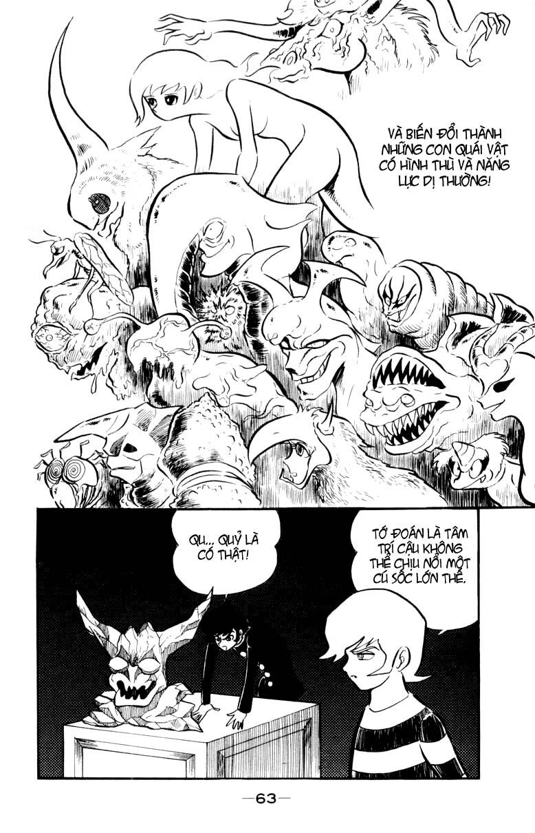 DevilMan chapter 2.1 trang 27