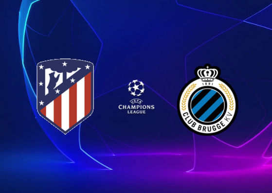 Atletico Madrid vs Club Bruges Full Match & Highlights 03 October 2018