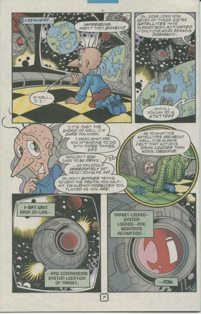 Read online Sonic The Hedgehog comic -  Issue #73 - 10