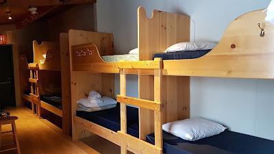 Kananaskis Wilderness Hostel Dorm Room
