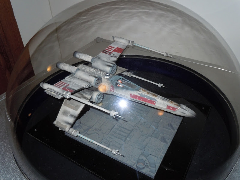 Star Wars X-Wing model