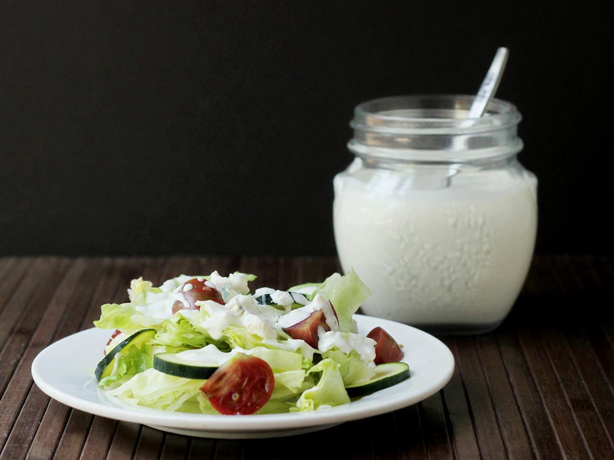 recipe: blue cheese dressing recipe buttermilk [28]