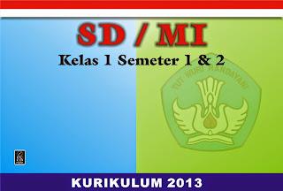 Adminstrasi Kelas I Kurikulum 2013