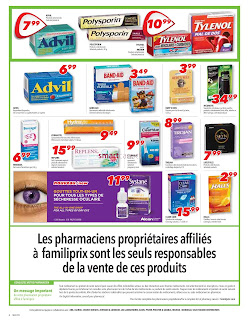 Familiprix Weekly Flyer and Circulaire August 16 - 22, 2018