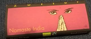 Namaste India Zotter