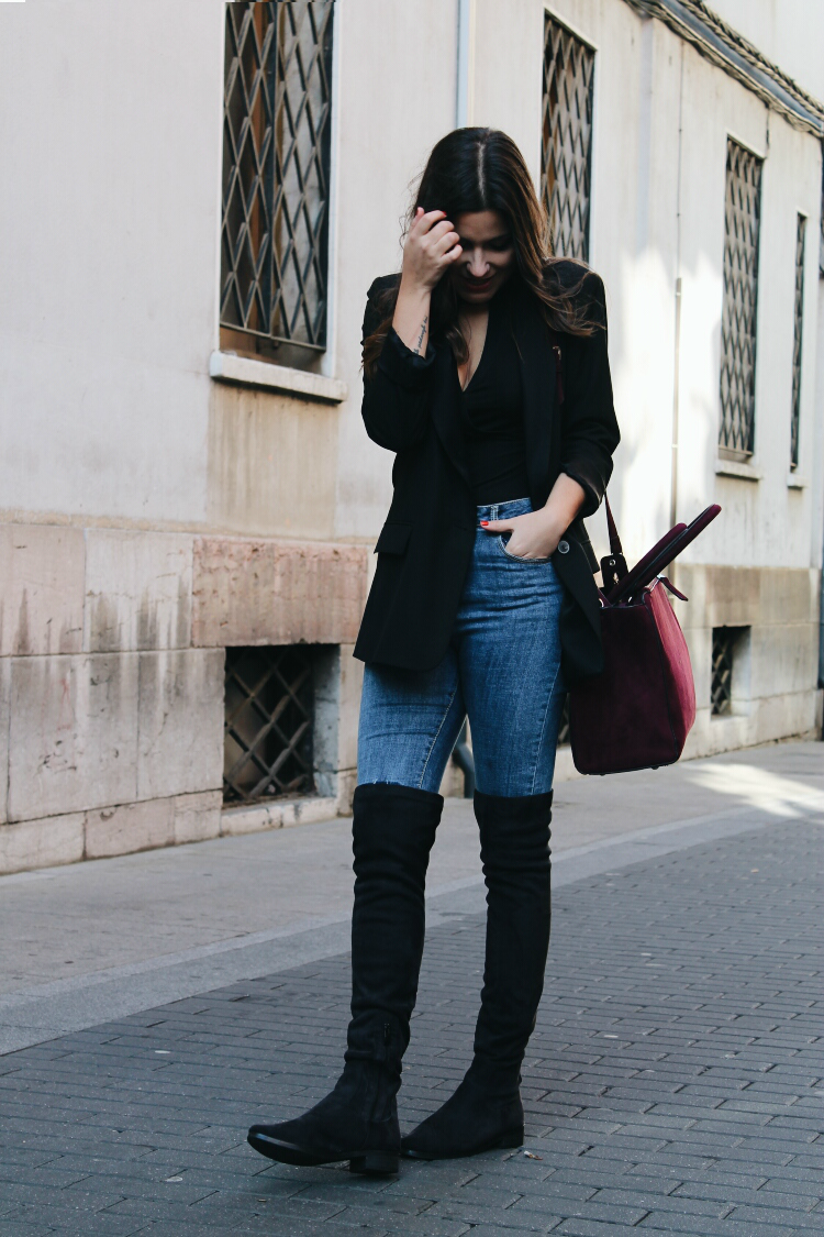 top choker blog de moda little black coconut