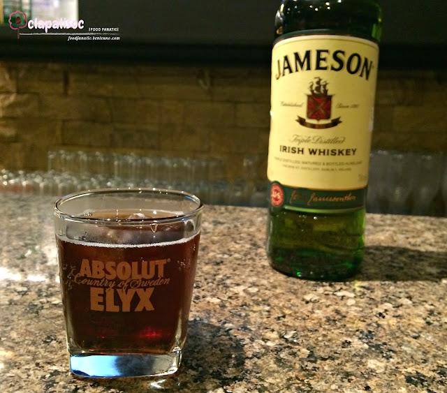 Jameson and Coke