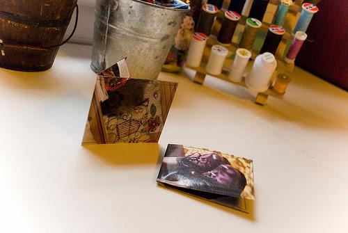 cartera, billetera, manualidades, revistas, tutorial