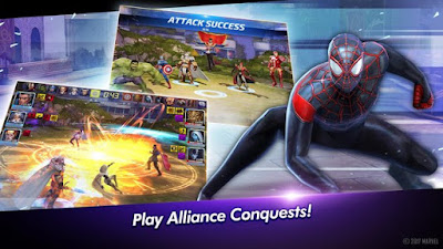 MARVEL Future Fight MOD APK v3.6.0 for Android HACK Unlimited All Update Terbaru 2017
