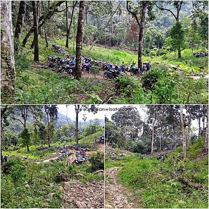 Petualangan ke Air Terjun Saringgana Langkat, Sumatera Utara