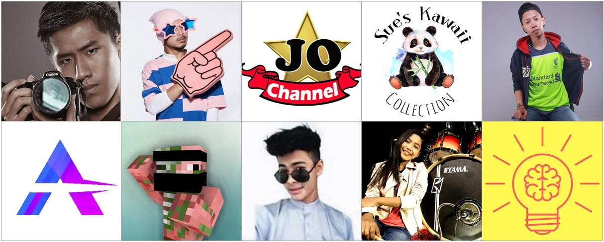 Top 10 Malaysian YouTubers by earnings 2019