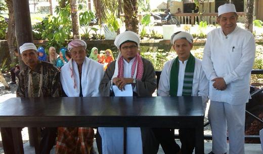 Ilham Sirr Tuangku Syeikh Muhammad Ali Hanafiah