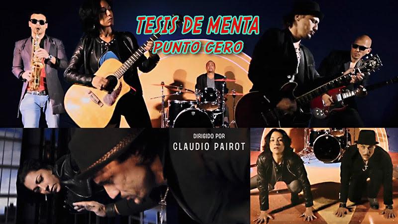Tesis de Menta - ¨Punto Cero¨ - Videoclip - Dirección: Claudio Pairot. Portal Del Vídeo Clip Cubano