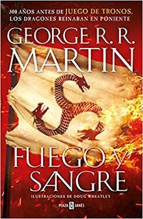 Fuego y sangre de George R.R. Martin