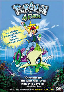 Pokémon 4: 4Ever audio latino
