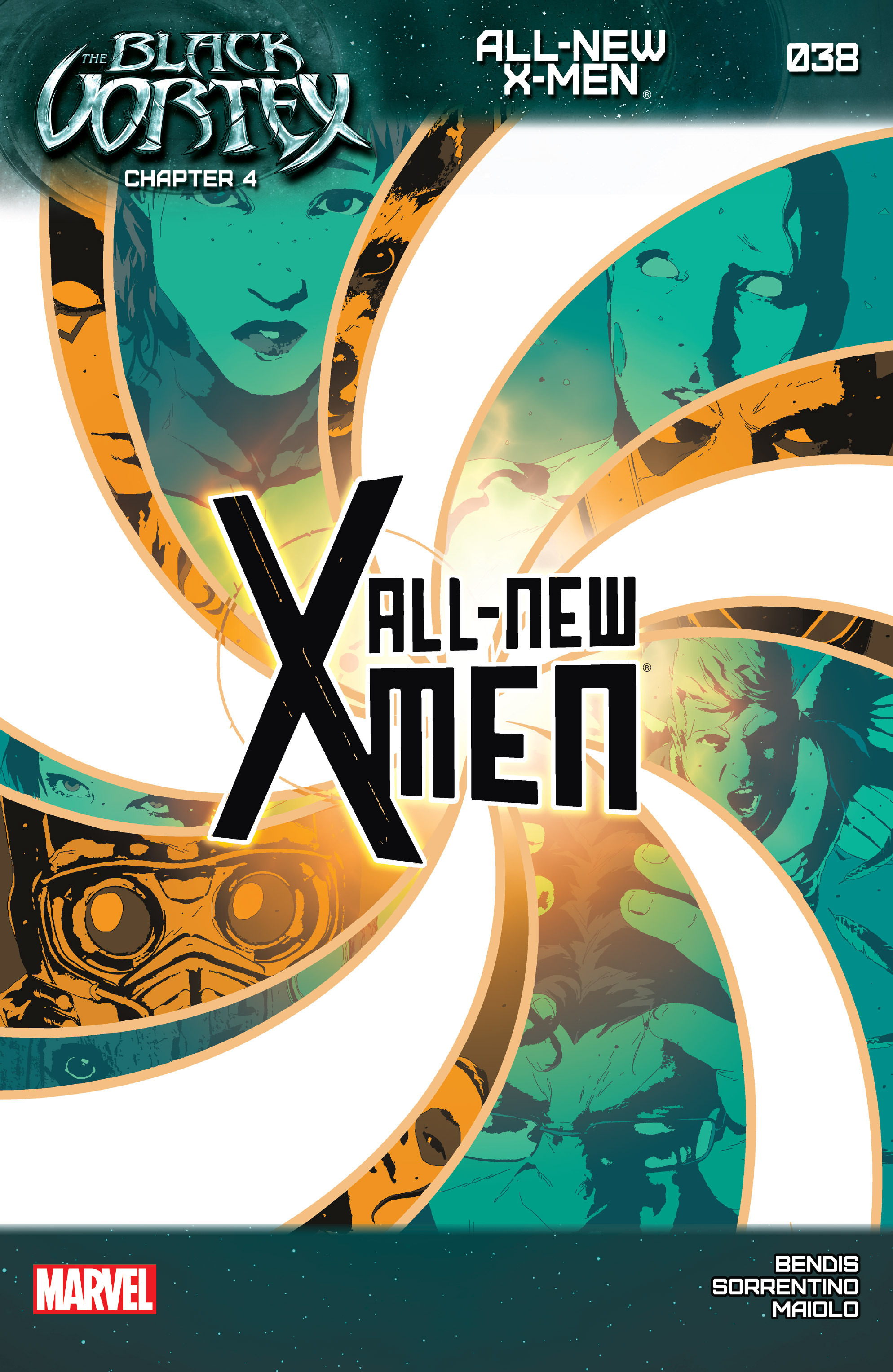 Read online All-New X-Men (2013) comic -  Issue #38 - 1