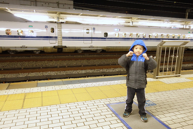 Japan Travel with kids Hakone