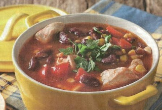 Необходимые продукты и описание приготовления супа