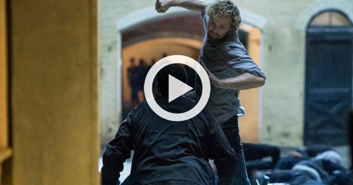 serie iron fist temporada 1 trailer